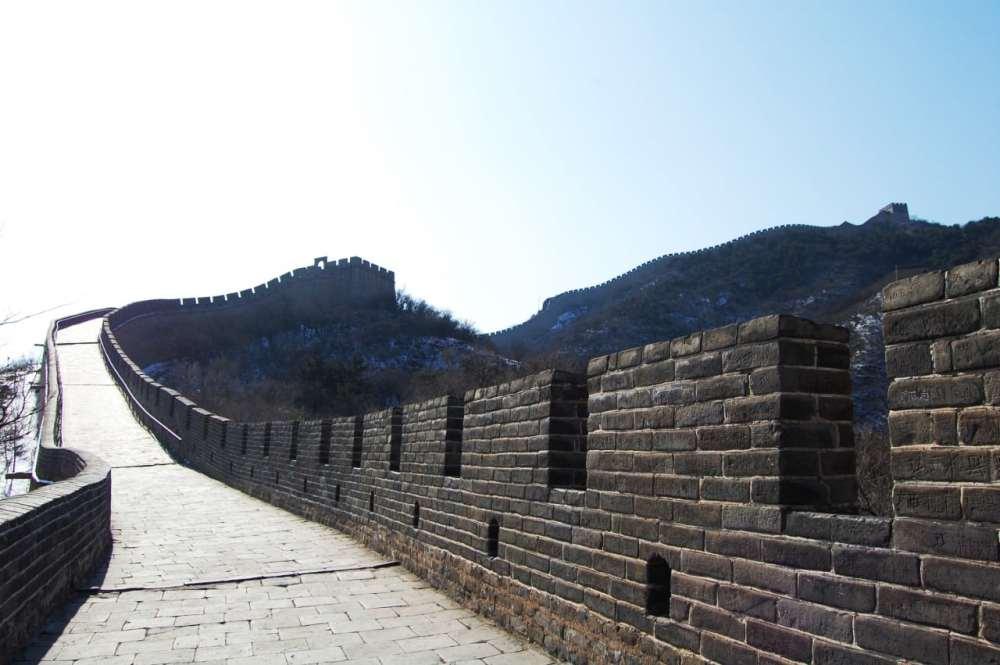 Qué visitar en Pekín - Gran Muralla China