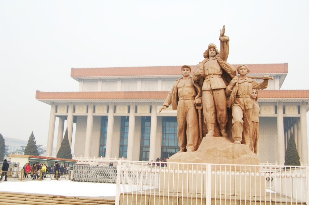 Qué visitar en Pekín - Plaza Tiananmen