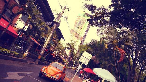 Zonas más seguras de Medellín - Poblado