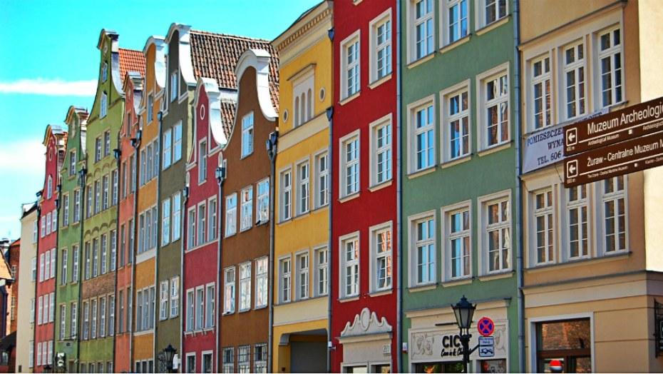 Dónde dormir en Gdansk - Mejores zonas y hoteles