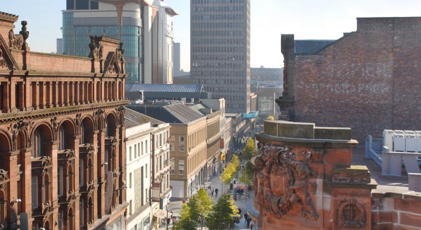 Dónde dormir en Glasgow - City Centre
