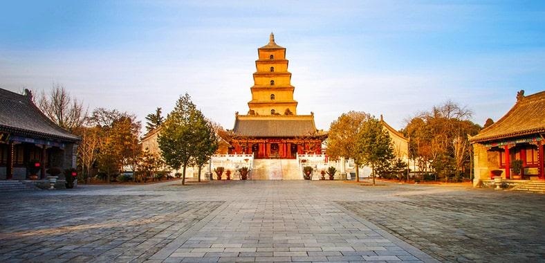 Mejores distritos donde dormir en Xi'an - Beilin