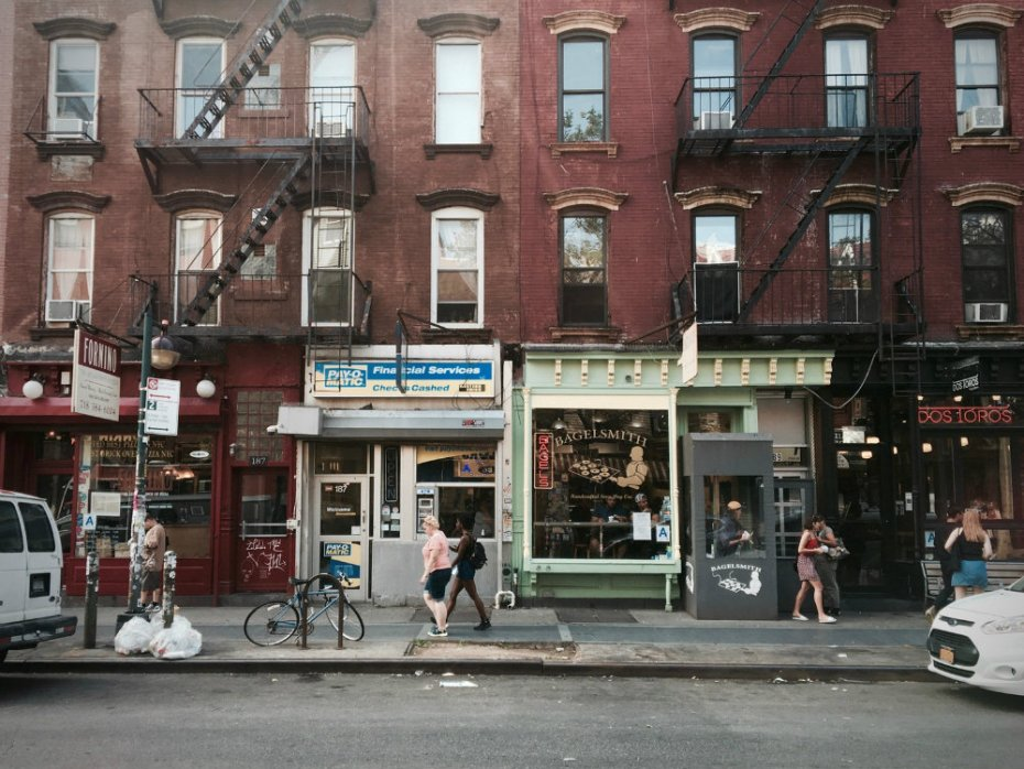Williamsburg - Mejores zonas donde dormir en Brooklyn
