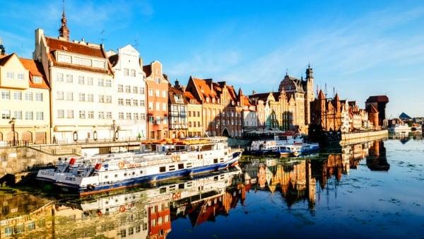 Donde dormir en Gdansk – Brzezno