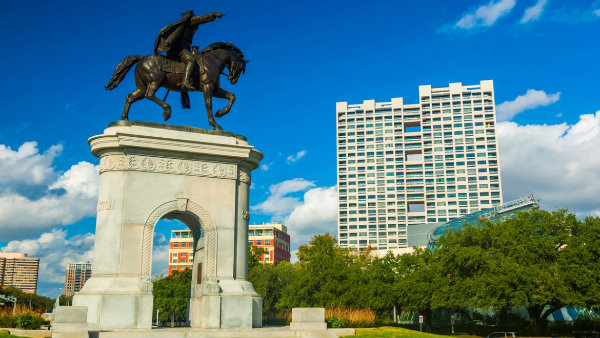 Mejores zonas donde alojarse en Houston, Texas - Museum District