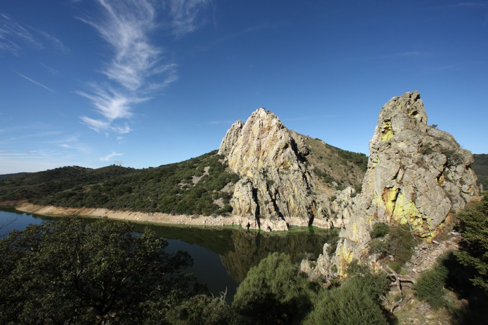 Monfragüe, uno de los parques naturales más espectaculares de España