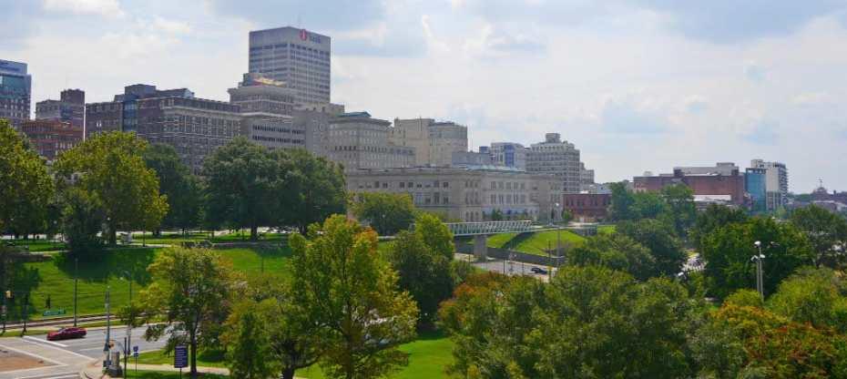 Dónde alojarse en Memphis - Downtown Memphis