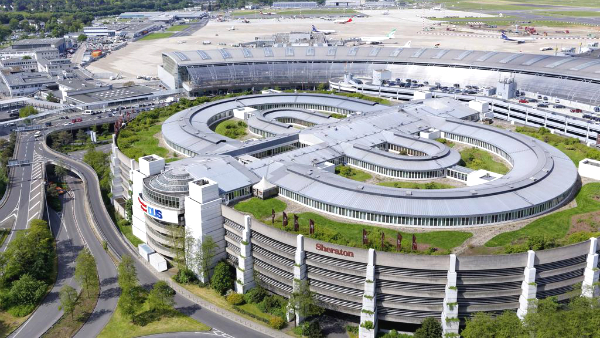 Dónde dormir en Düsseldorf, Alemania – Flughafen
