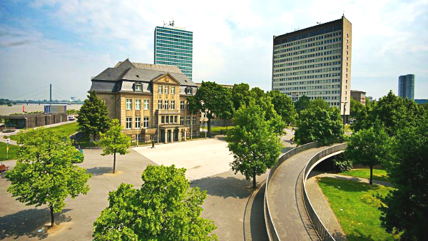 Dónde dormir en Düsseldorf, Alemania – Oberbilk