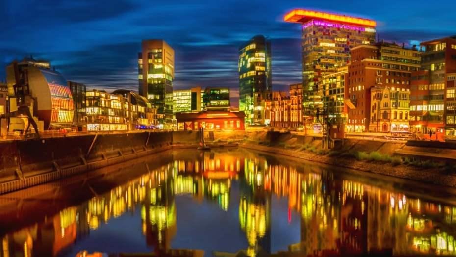 Dónde dormir en Düsseldorf - Mejores zonas y hoteles