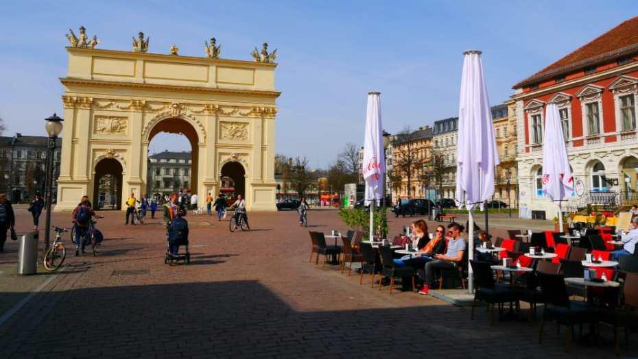 Dónde dormir en Potsdam - Mejores zonas y hoteles