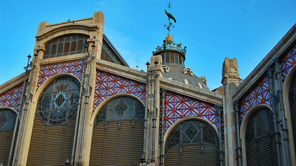 Qué ver en el centro de Valencia - Mercado Central de Valencia