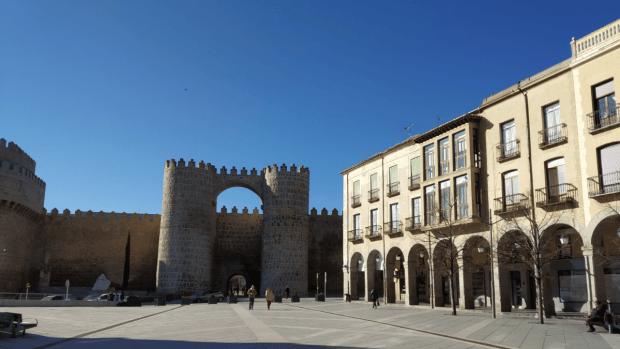 Dónde dormir en Ávila, España - Ciudad Amurrallada de Ávila