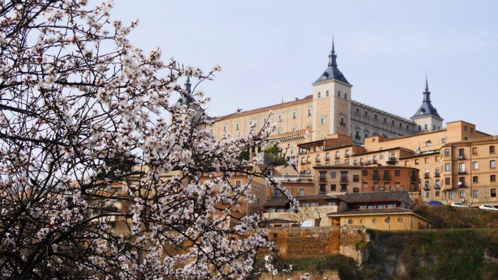 Alojarse cerca del Álcazar - Dónde dormir en Toledo