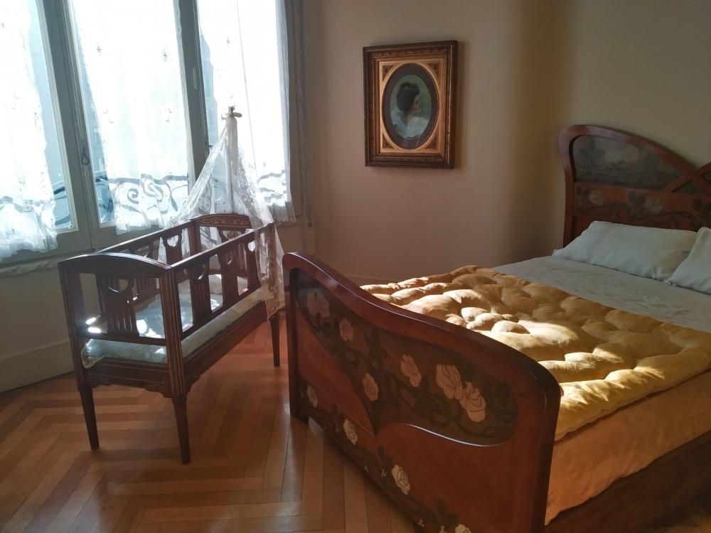 Habitación de la Casa Milà (la Pedrera)