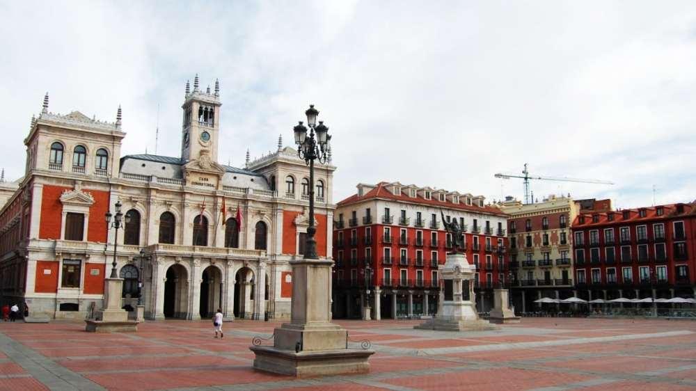 Mejores zonas donde dormir en Valladolid - Centro Histórico