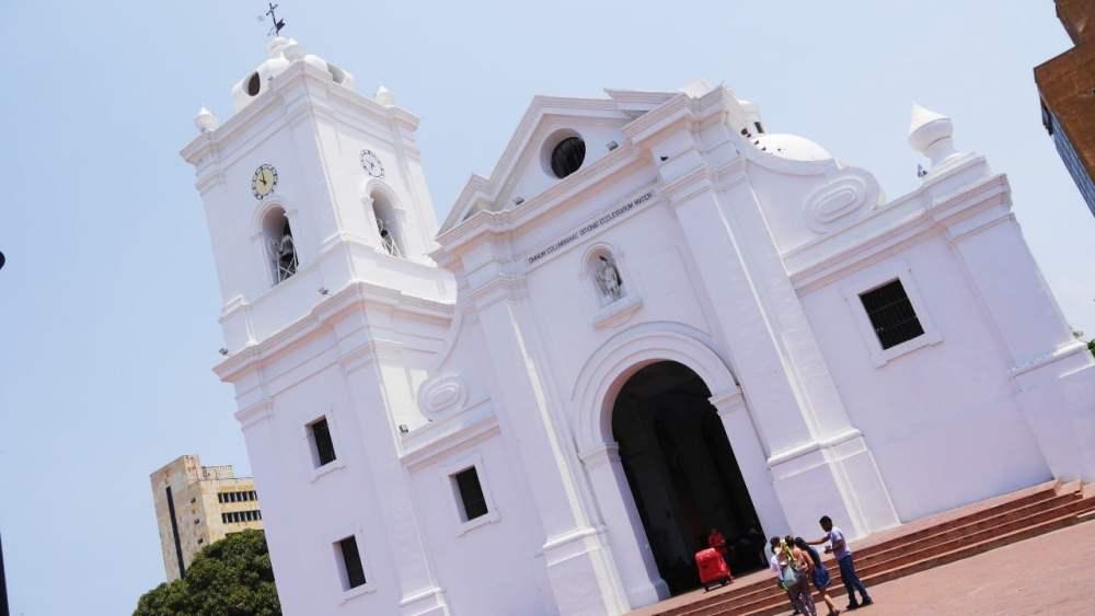 Qué ver en Santa Marta - Catedral