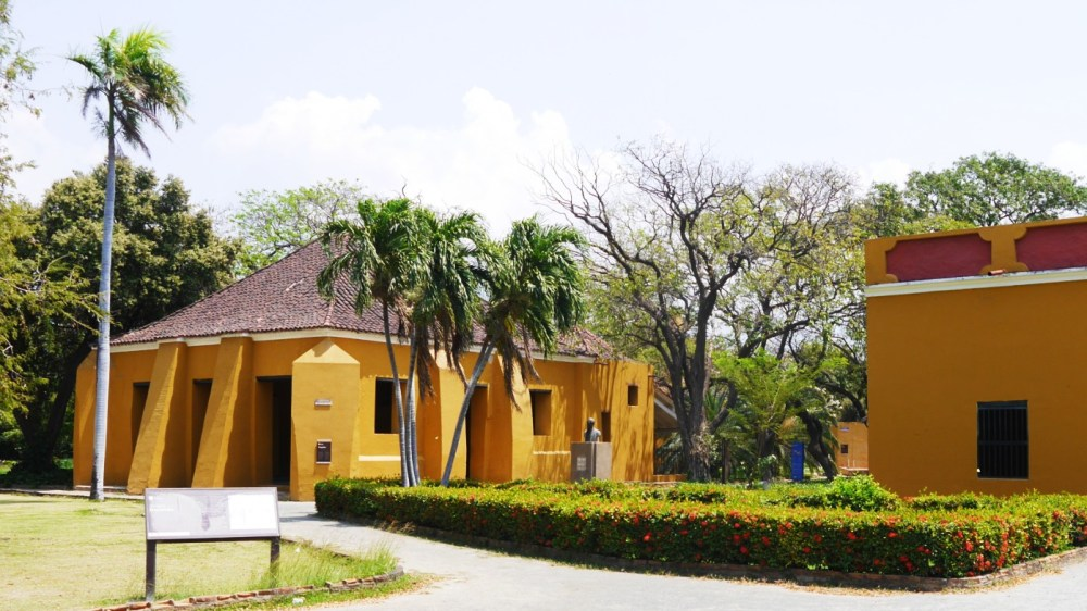 Trapiche - Visitar la Quinta de San Pedro Alejandrino en Santa Marta