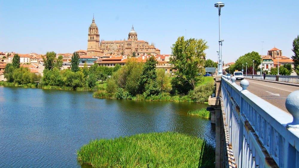 Dónde dormir en Salamanca - Mejores zonas y hoteles