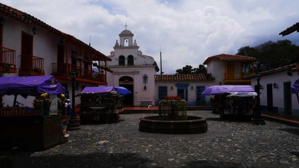 Qué hacer en Medellín - Pueblo Paisa