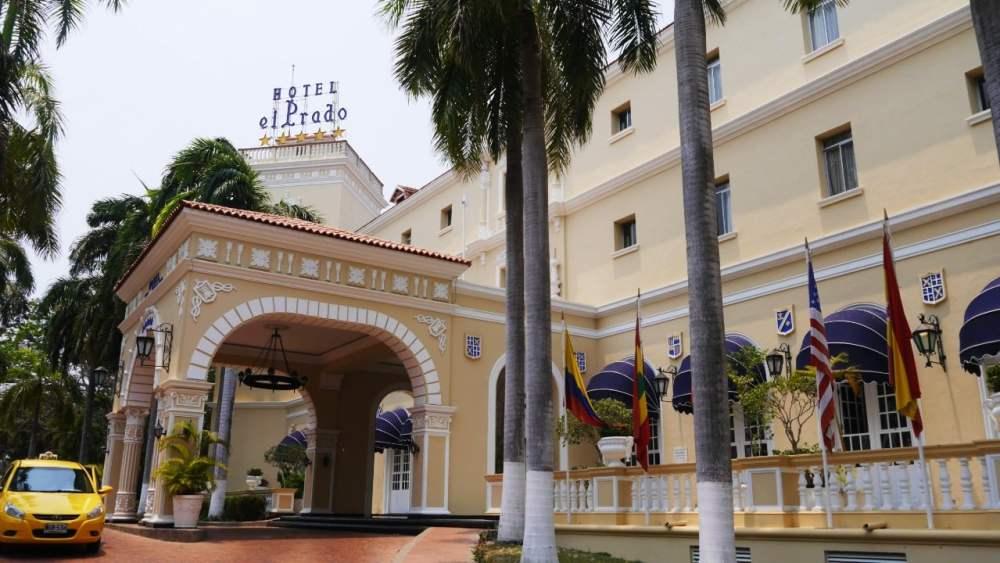 Qué ver en Barranquilla - Hotel El Prado