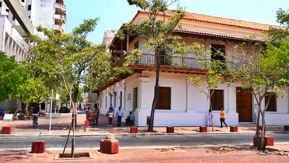 Centro Histórico - Mejores zonas donde dormir en Santa Marta