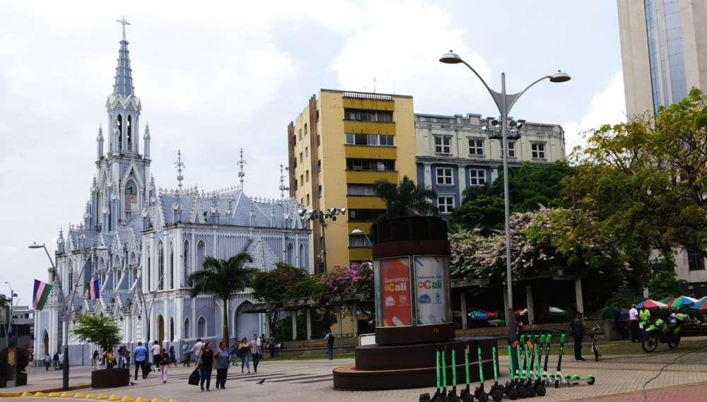 Dónde conviene alojarse en Cali, Colombia - Centro Histórico