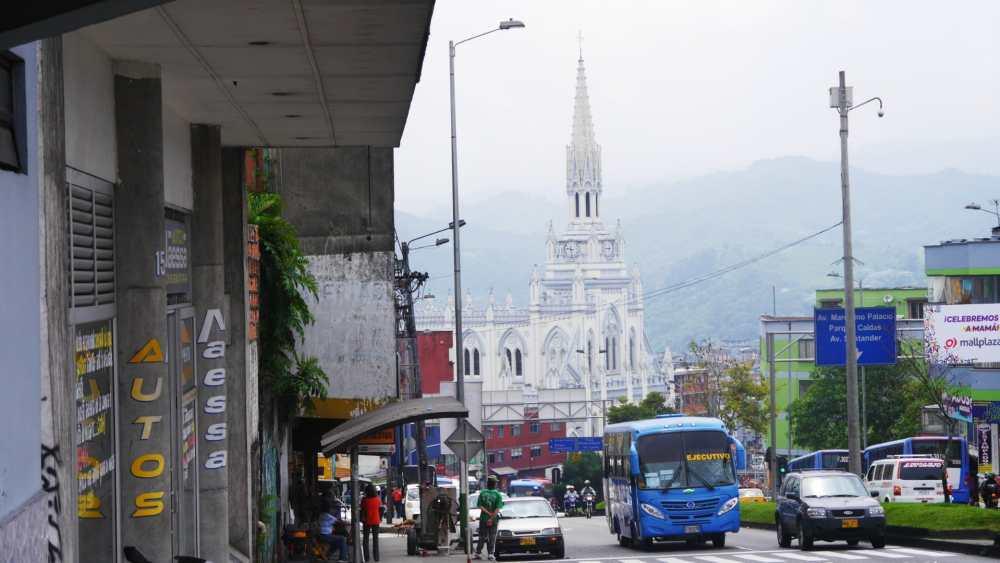Templo del Sagrado Corazón - Qué ver en Manizales, Caldas