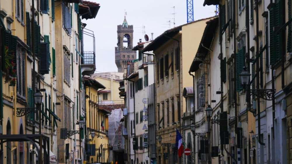 Centro Storico (Centro Histórico) - Dónde dormir en Florencia, Italia