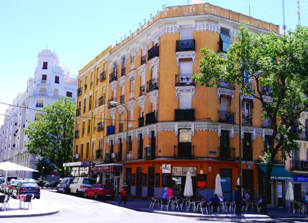 Chamberí - Mejores barrios donde dormir en Madrid