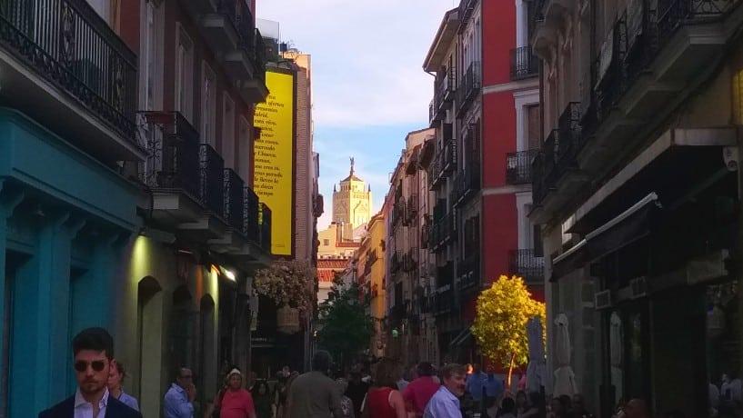 Chueca, una de las mejores zonas donde dormir en Madrid