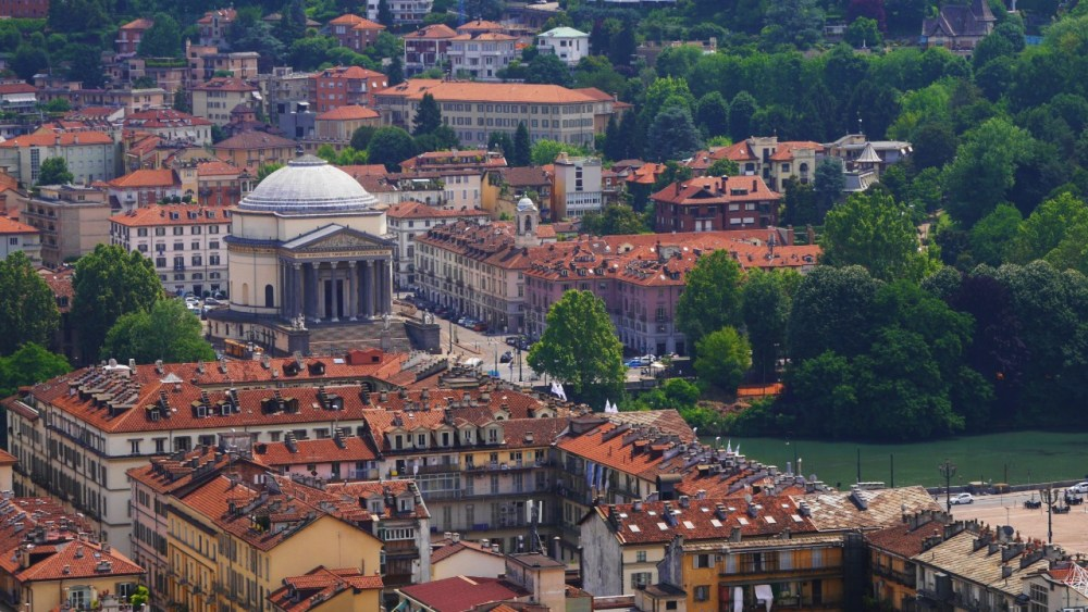 Mejores barrios donde alojarse en Turín - Borgo Po