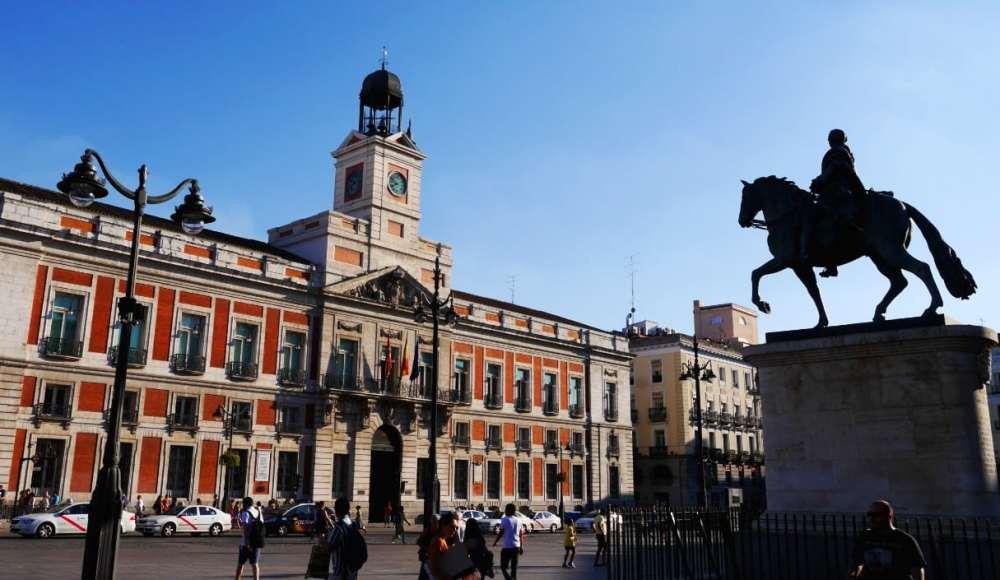 Mejores zonas donde dormir en Madrid - Centro
