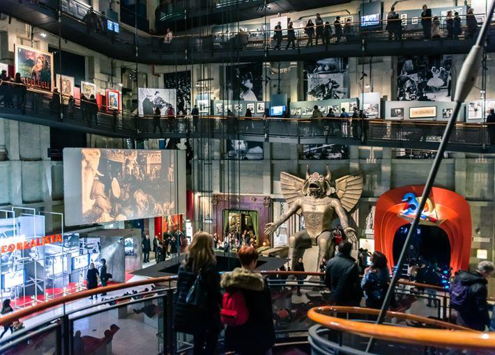 Museo Nacional del Cine de Turín