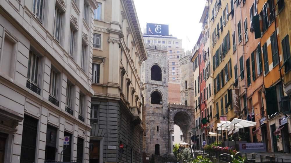 QUé hacer en Génova - Porta Soprana
