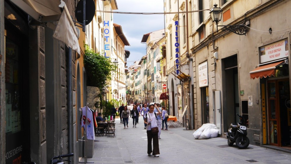 San Lorenzo - Dónde dormir en Florencia