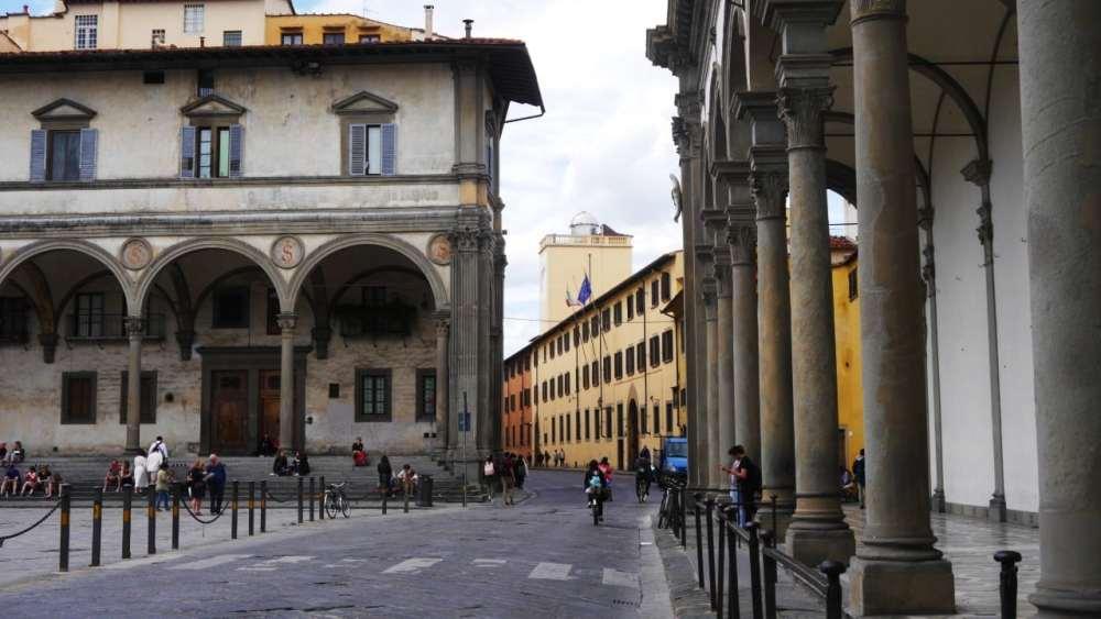 San Marco - Una de las mejores zonas donde dormir en Florencia, Italia