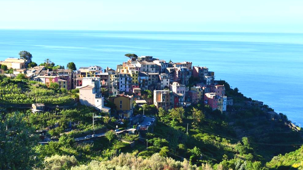 Mejores zonas donde dormir en Cinque Terre - Corniglia