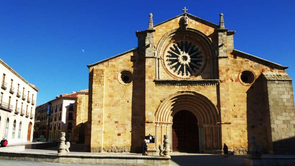 Visitar Ávila - Iglesia de San Pedro Apóstol