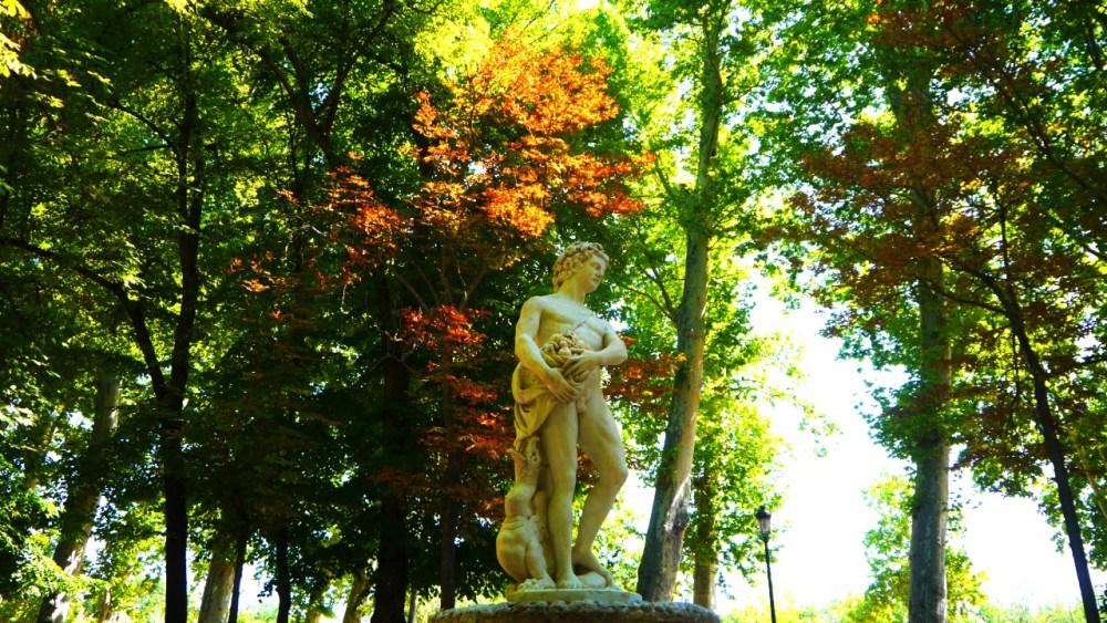 Qué ver en Aranjuez - Jardín de la Isla