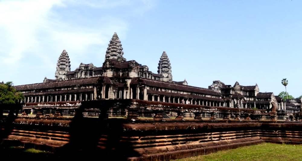 Mejor zona donde alojarse en Siem Reap para visitar Angkor Wat - Charles de Gaulle