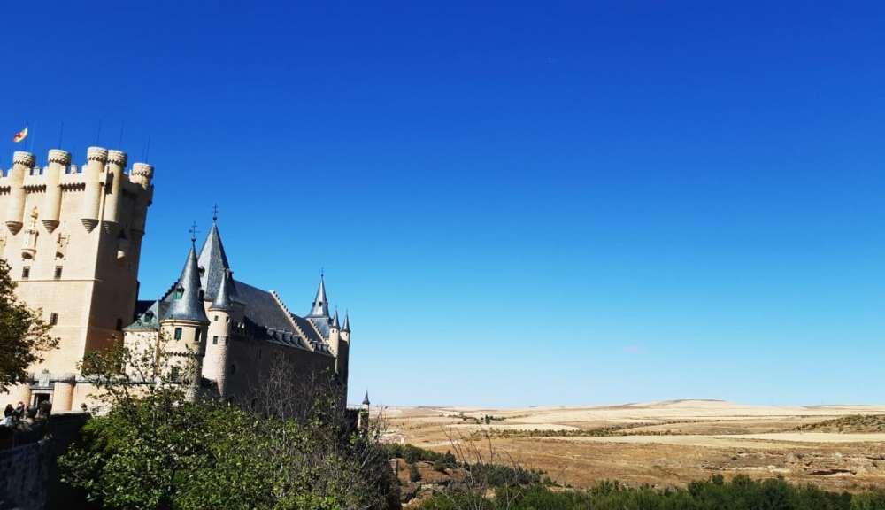 Mejores atracciones de Segovia - Alcázar