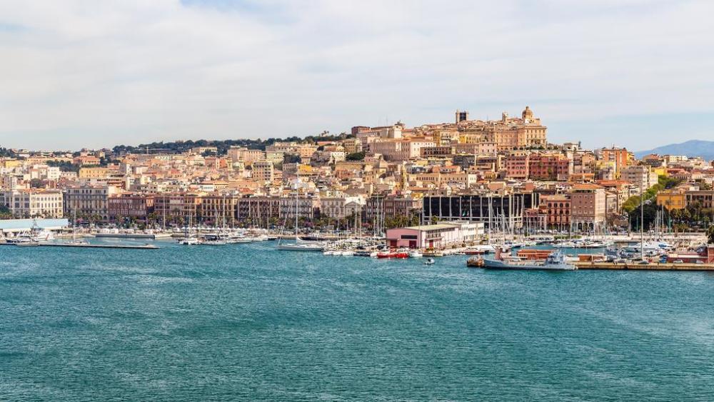 Dónde alojarse en Cagliari - Cerca del puerto y la estación ferroviaria
