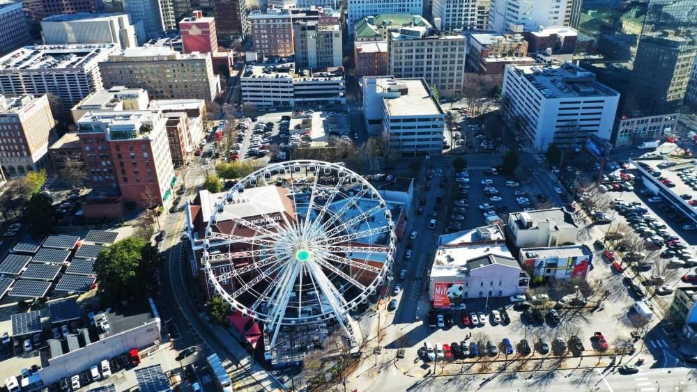 Dónde dormir en Atlanta - Mejores zonas y hoteles