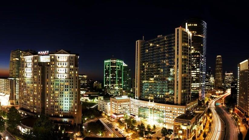 Mejores zonas donde alojarse en Atlanta - Buckhead