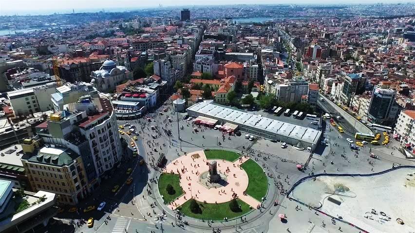 Mejores zonas donde dormir en Estambul - Cerca de la Plaza Taksim