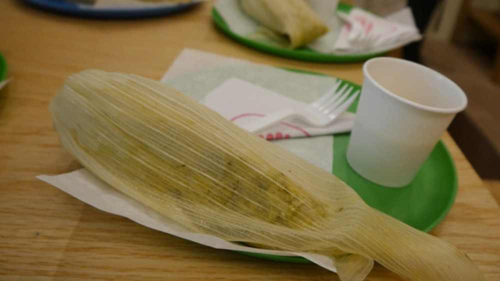 Gastronomía Mexicana - Tamal