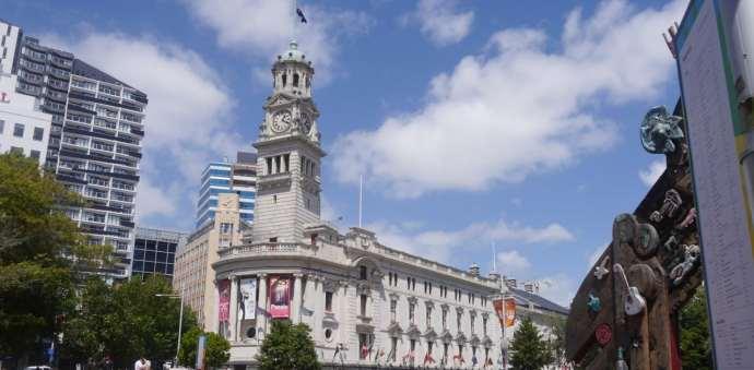 Viajar a Auckland, Nueva Zelanda - Guía de turismo