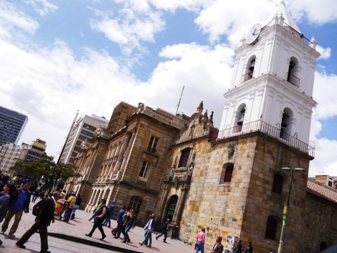 Barrios de Bogotá