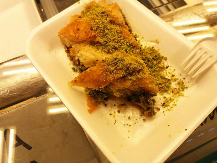 Kanafeh - Dulce típico del Líbano